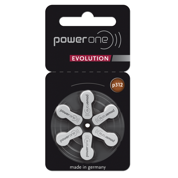 Powerone - EVOLUTION 312 (60 stk)