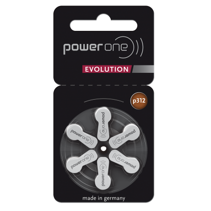 Powerone - EVOLUTION 312 (60 stk)