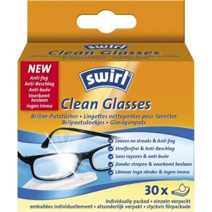 Brillerens / antidugg våtservietter