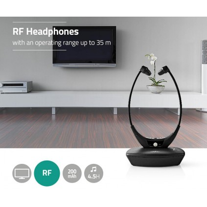 Trådløs TV hodetelefoner