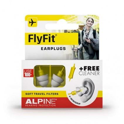 Alpine FlyFit ørepropper