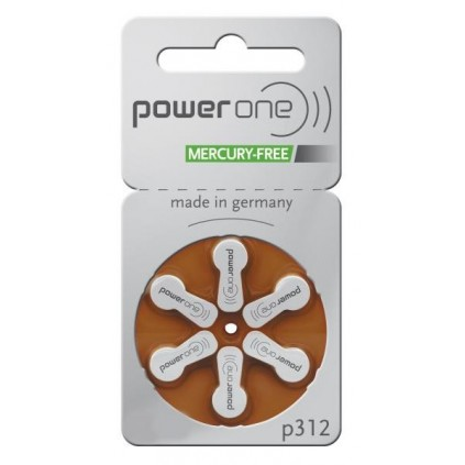 Powerone 312 (6 stk)