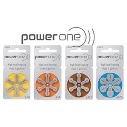 Høreapparatbatterier